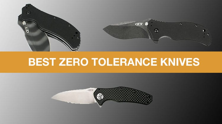 Best Zero Tolerance Knives for Everyday Carry